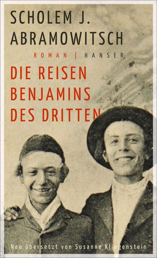 Die Reisen Benjamins des Dritten von Scholem J. Abramowitsch Parkbuchhandlung Buchhandlung Bonn Bad Godesberg