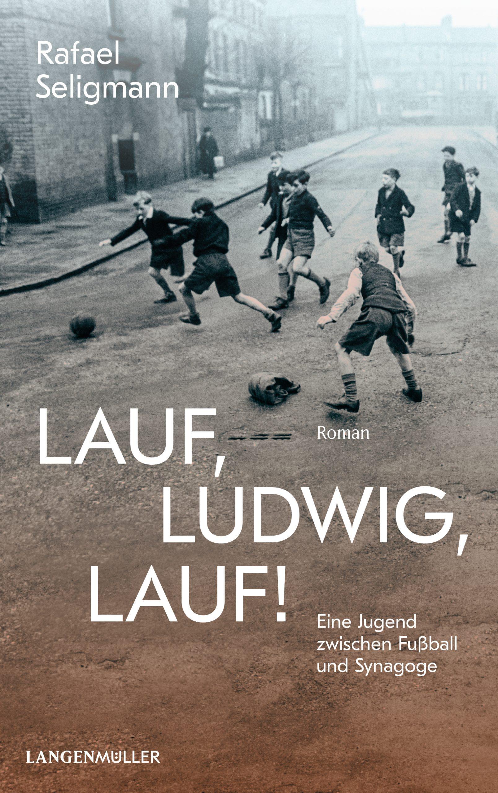 Lauf, Ludwig, lauf! von Rafael Seligmann Parkbuchhandlung Buchhandlung Bonn Bad Godesberg