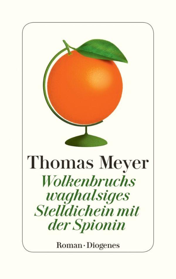 Wolkenbruchs waghalsiges Stelldichein mit der Spionin von Thomas Meyer Parkbuchhandlung Buchhandlung Bonn Bad Godesberg