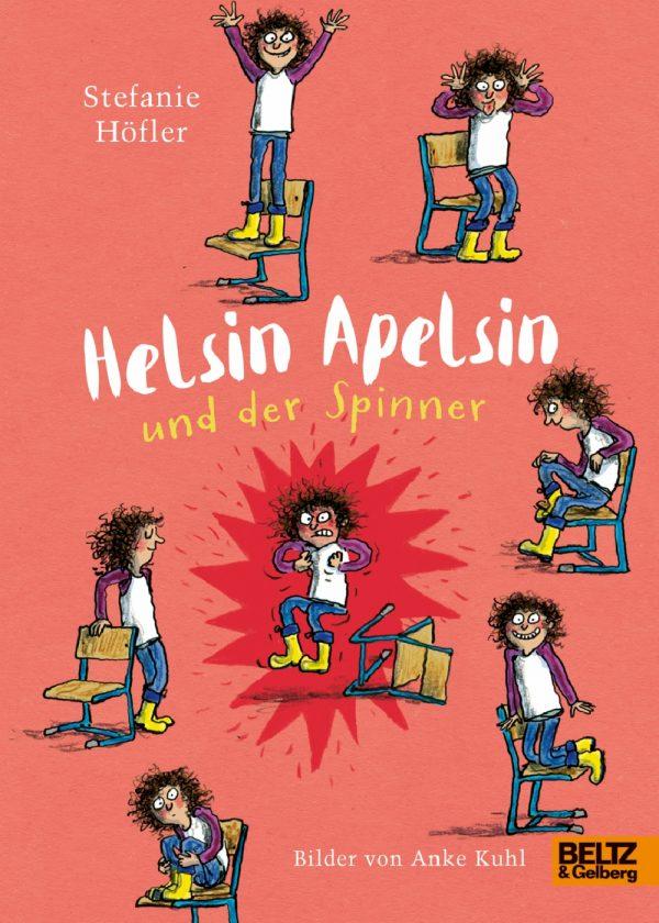 Helsin Apelsin und der Spinner von Stefanie Höfler Parkbuchhandlung Buchhandlung Bonn Bad Godesberg
