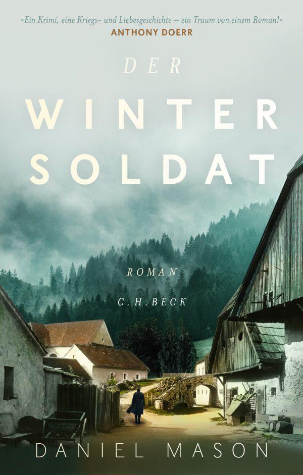 Der Wintersoldat von Daniel Mason Parkbuchhandlung Buchhandlung Bonn Bad Godesberg