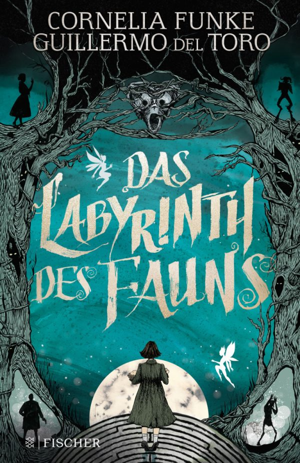 Das Labyrinth des Fauns von Cornelia Funke & Guillermo del Toro Parkbuchhandlung Buchhandlung Bonn Bad Godesberg