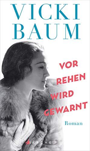 Vor Rehen wird gewarnt von Vicki Baum Parkbuchhandlung Buchhandlung Bonn Bad Godesberg