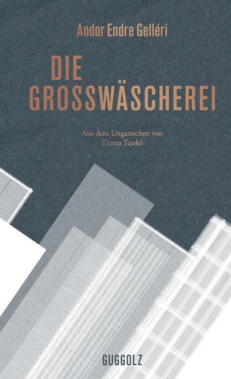 Die Großwäscherei von Andor Endre Gelléri Parkbuchhandlung Buchhandlung Bonn Bad Godesberg