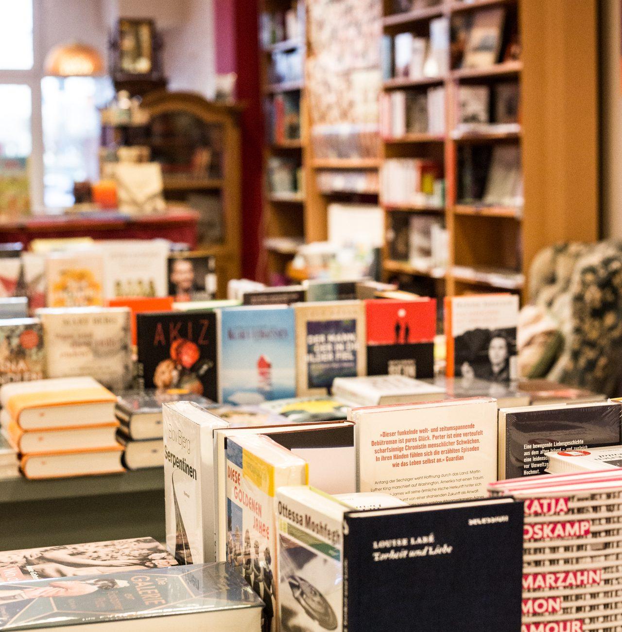 Parkbuchhandlung | Bücher | Neuerscheinungen| Hardcover | Raum