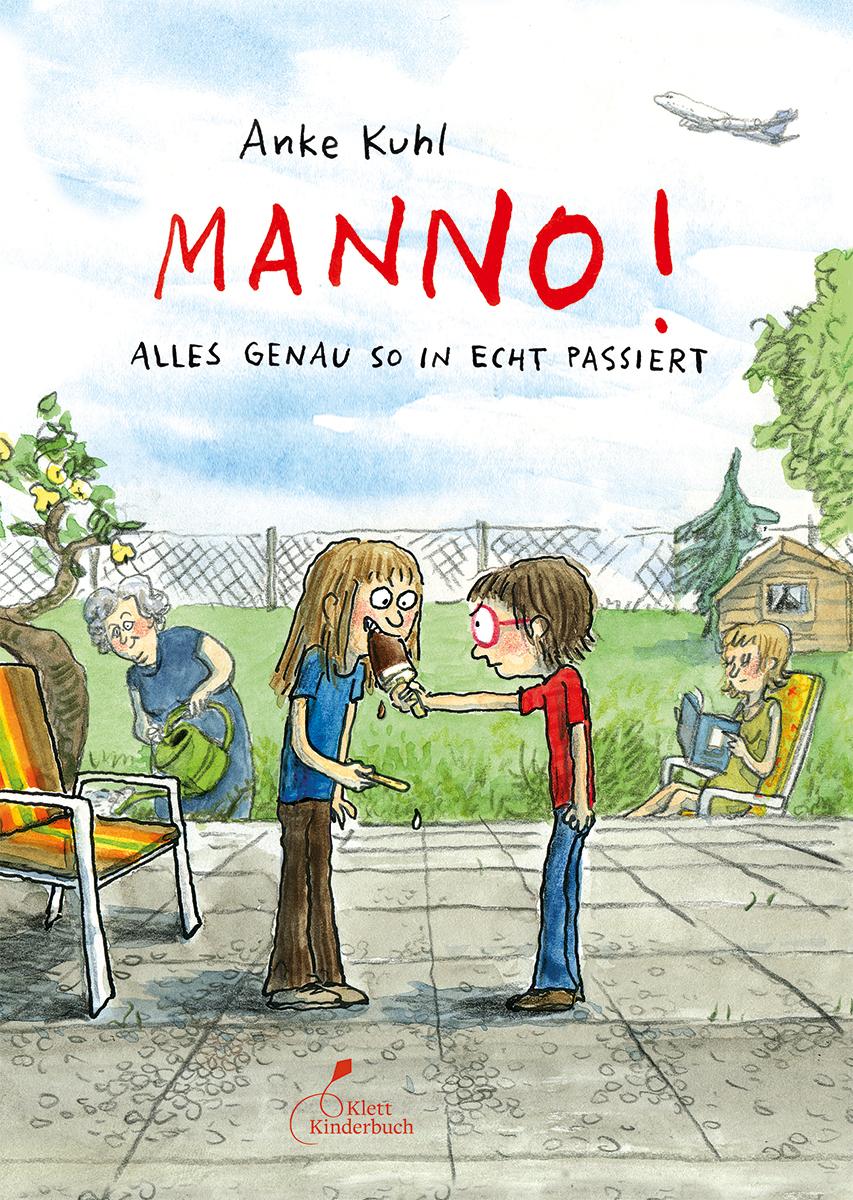 Manno! von Anke Kuhl Parkbuchhandlung Buchhandlung Bonn Bad Godesberg