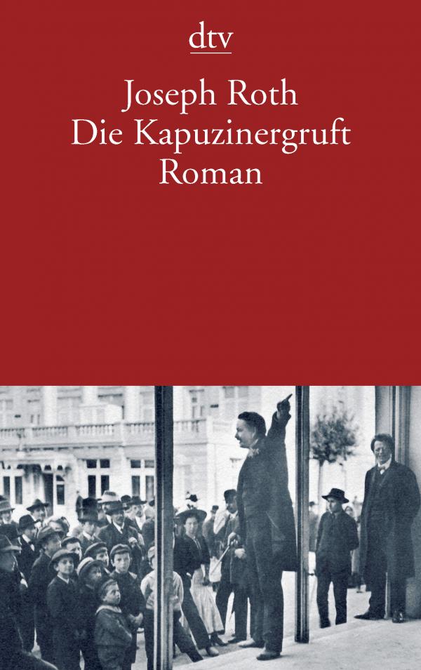 Die Kapuzinergruft von Joseph Roth Parkbuchhandlung Buchhandlung Bonn Bad Godesberg