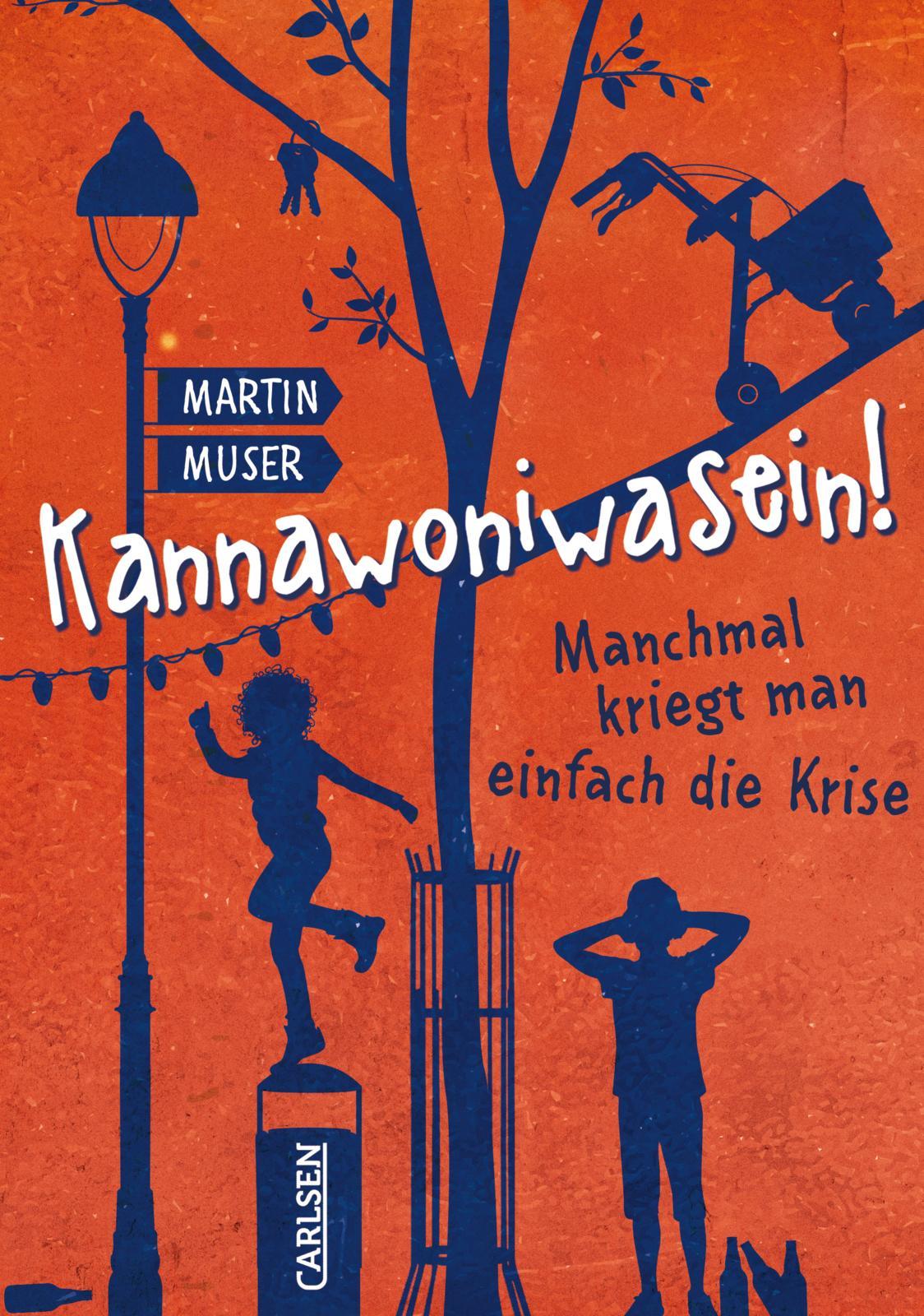 Kannawoniwasein! von Martin Muser Parkbuchhandlung Buchhandlung Bonn Bad Godesberg