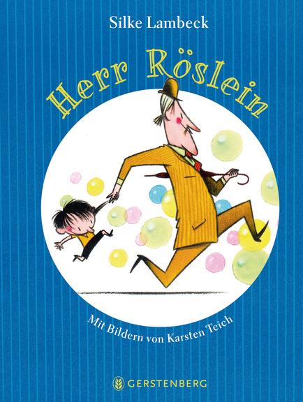 Herr Röslein von Silke Lambeck Parkbuchhandlung Buchhandlung Bonn Bad Godesberg