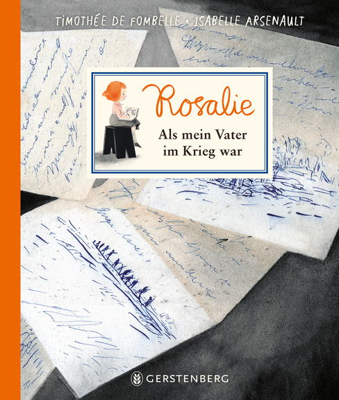 Rosalie von Timothée de Fombelle Parkbuchhandlung Buchhandlung Bonn Bad Godesberg