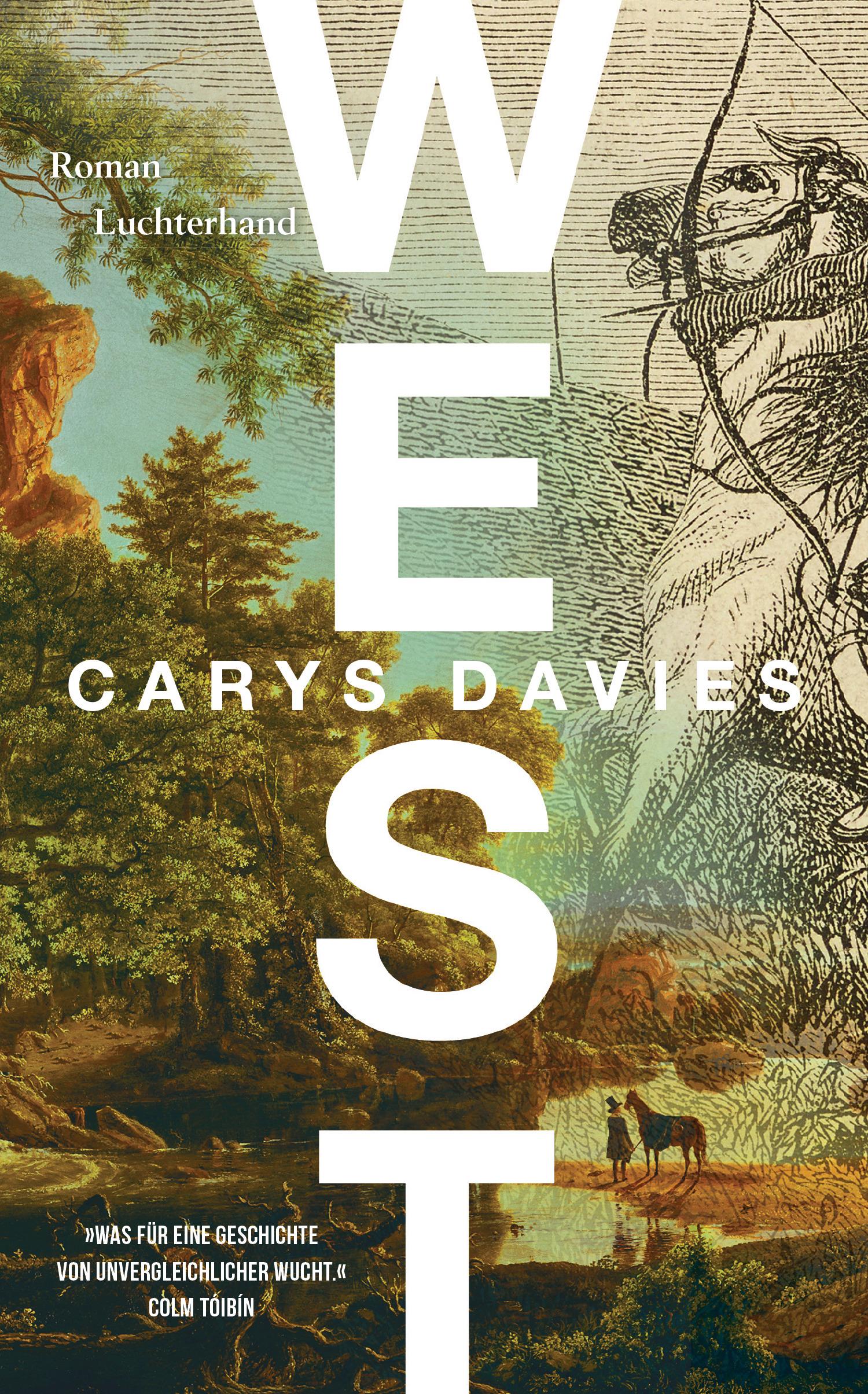 West von Carys Davies Parkbuchhandlung Buchhandlung Bonn Bad Godesberg