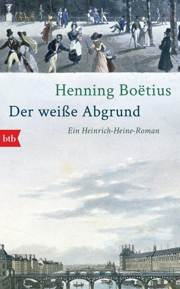 Der weiße Abgrund von Henning Boëtius Parkbuchhandlung Buchhandlung Bonn Bad Godesberg