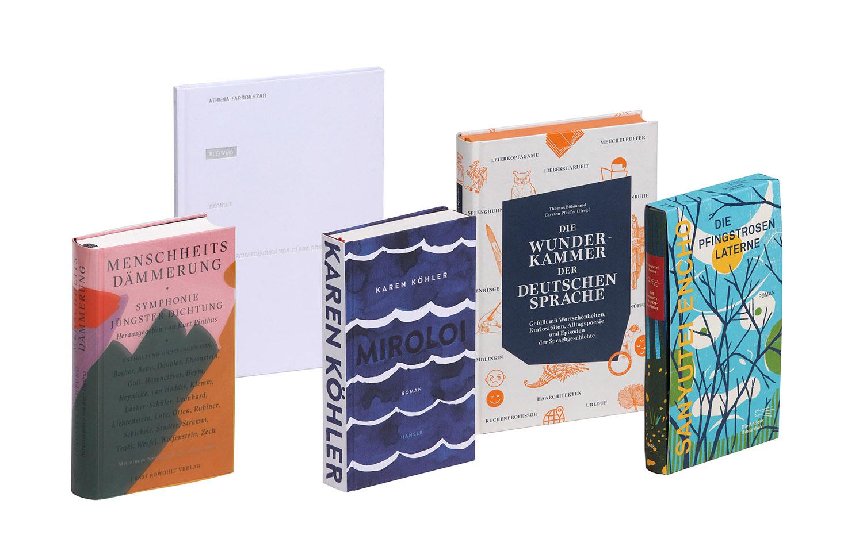 """Tourstopp der """"25 Schönsten unterwegs"""" in der Parkbuchhandlung - Die schönsten Bücher 2020 Parkbuchhandlung Buchhandlung Bonn Bad Godesberg"""