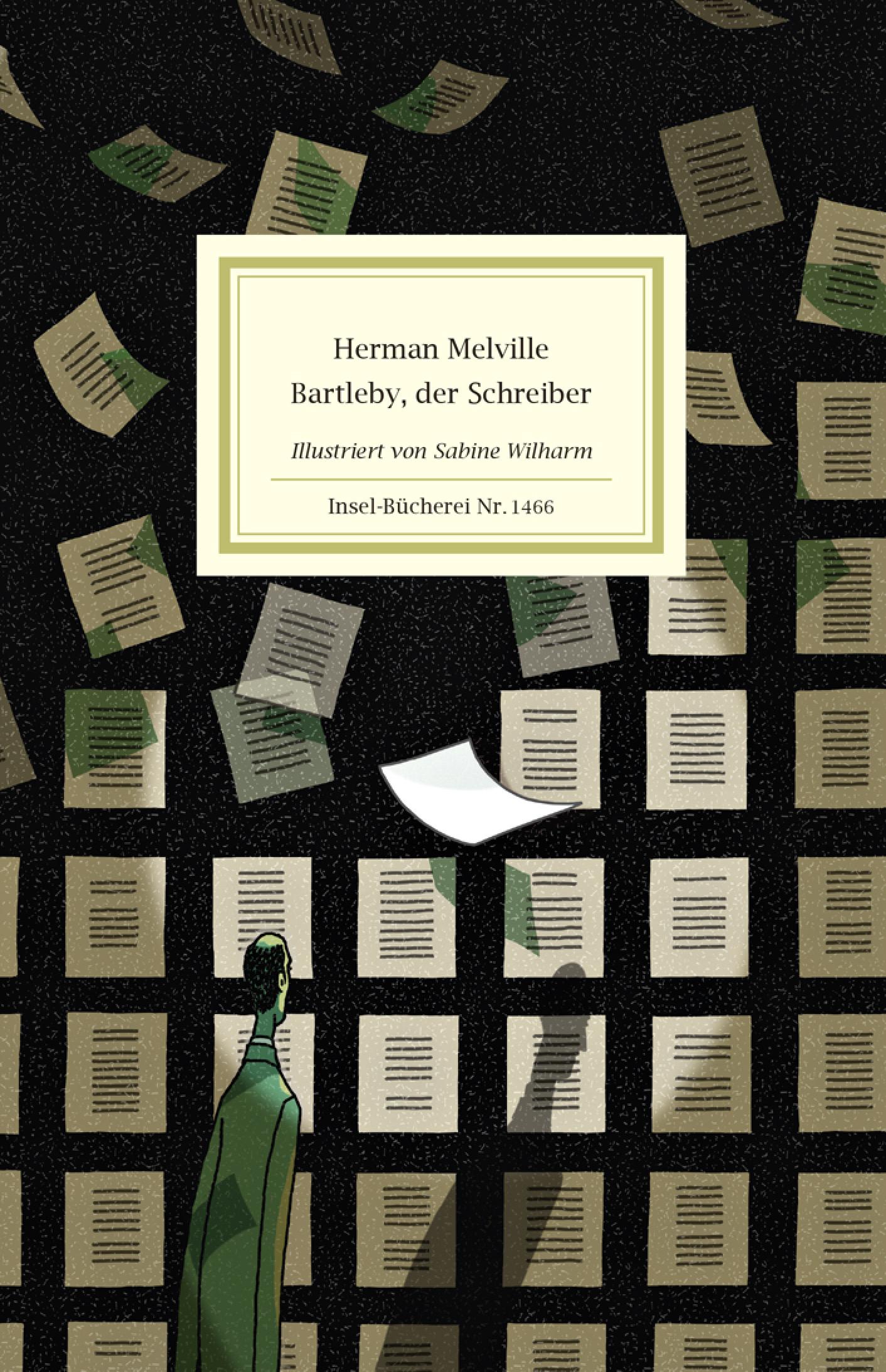 Der Schreiber von Herman Melville Bartleby Parkbuchhandlung Buchhandlung Bonn Bad Godesberg
