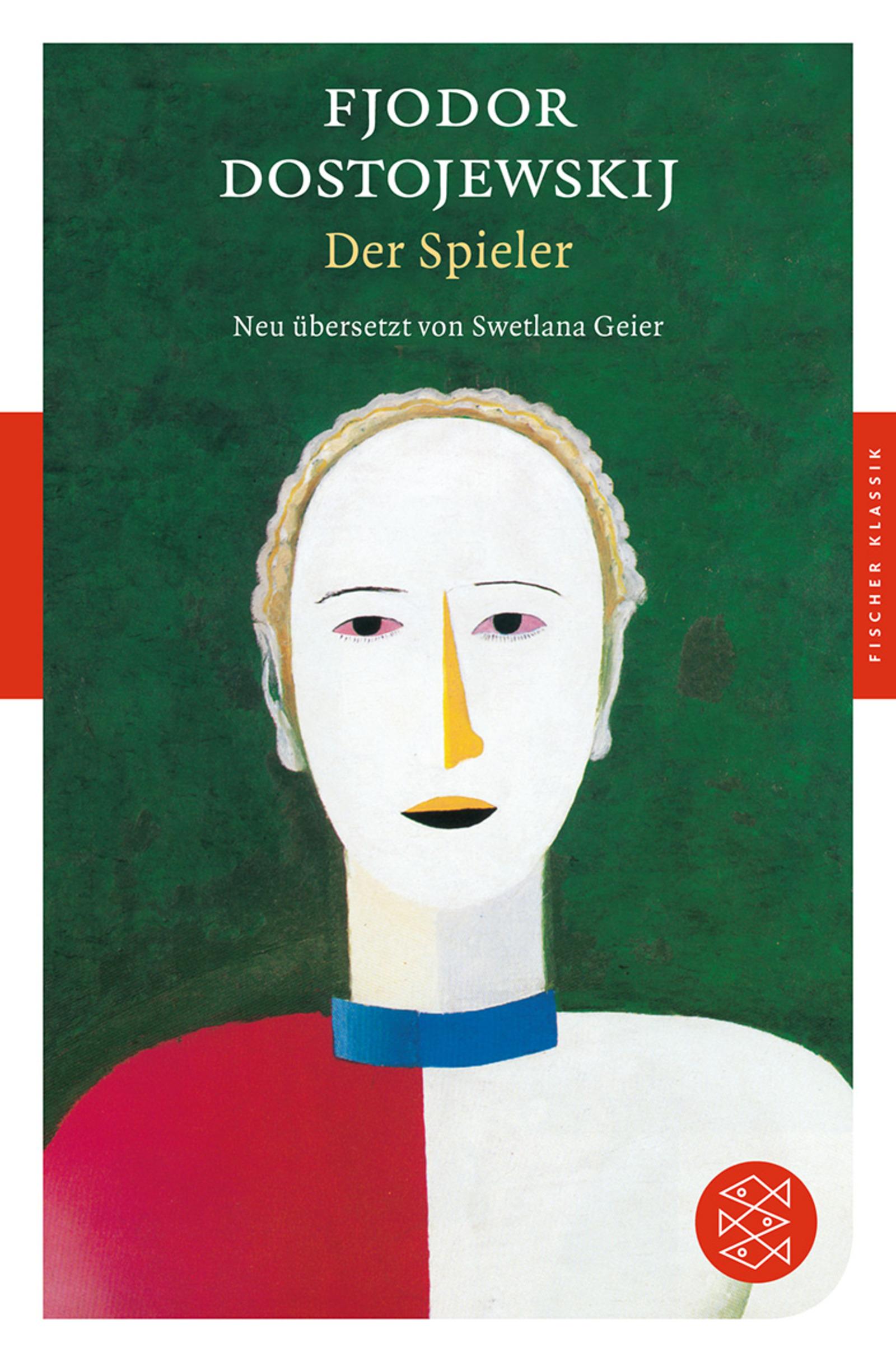 Der Spieler von Fjodor M. Dostojewskij Parkbuchhandlung Buchhandlung Bonn Bad Godesberg