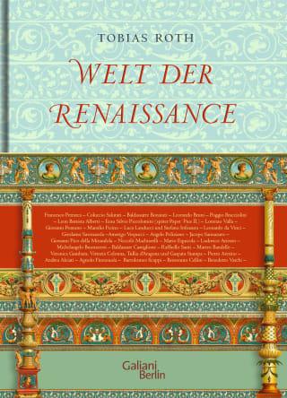 Welt der Renaissance von Tobias Roth Parkbuchhandlung Buchhandlung Bonn Bad Godesberg