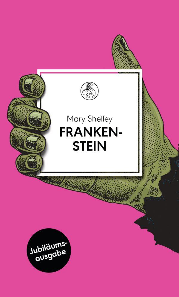 Frankenstein von Mary Shelley Parkbuchhandlung Buchhandlung Bonn Bad Godesberg