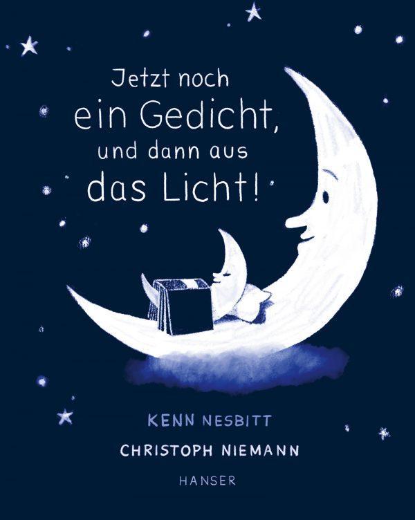 Jetzt noch ein Gedicht, und dann aus das Licht! von Ken Nesbit Parkbuchhandlung Buchhandlung Bonn Bad Godesberg