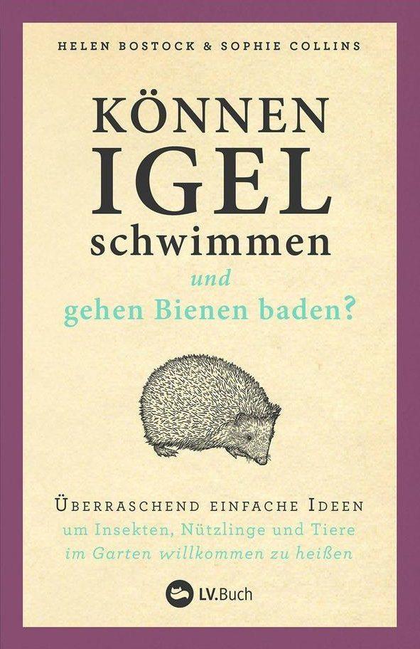 Können Igel schwimmen und gehen Bienen baden? von Helen Bostock & Sophie Collins Parkbuchhandlung Buchhandlung Bonn Bad Godesberg