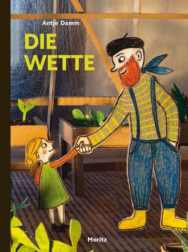 Die Wette von Antje Damm Parkbuchhandlung Buchhandlung Bonn Bad Godesberg