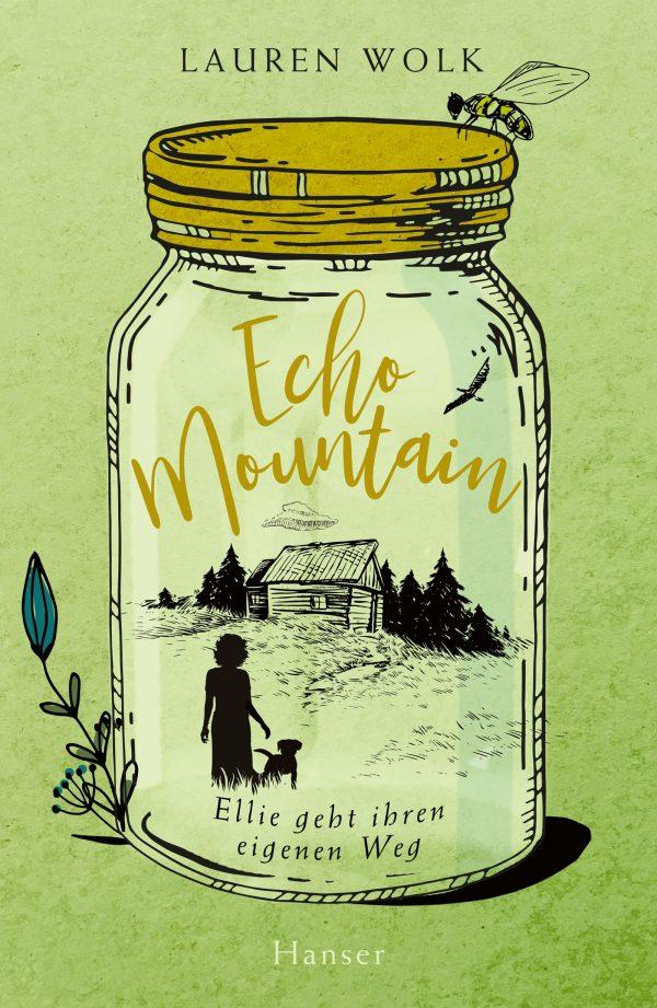 Echo Mountain von Lauren Wolk Parkbuchhandlung Buchhandlung Bonn Bad Godesberg