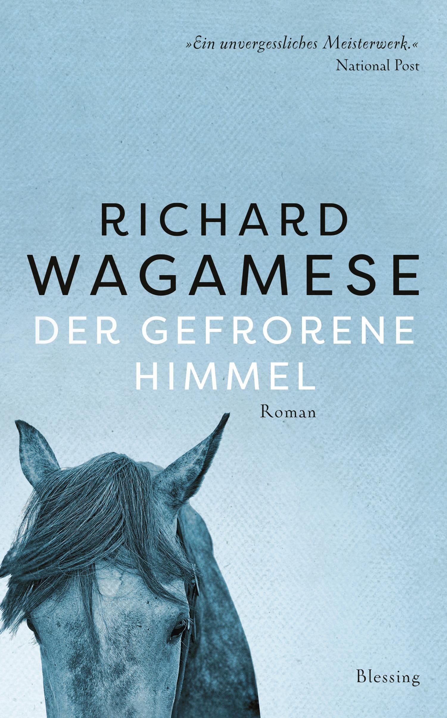 Der gefrorene Himmel von Richard Wagamese Parkbuchhandlung Buchhandlung Bonn Bad Godesberg