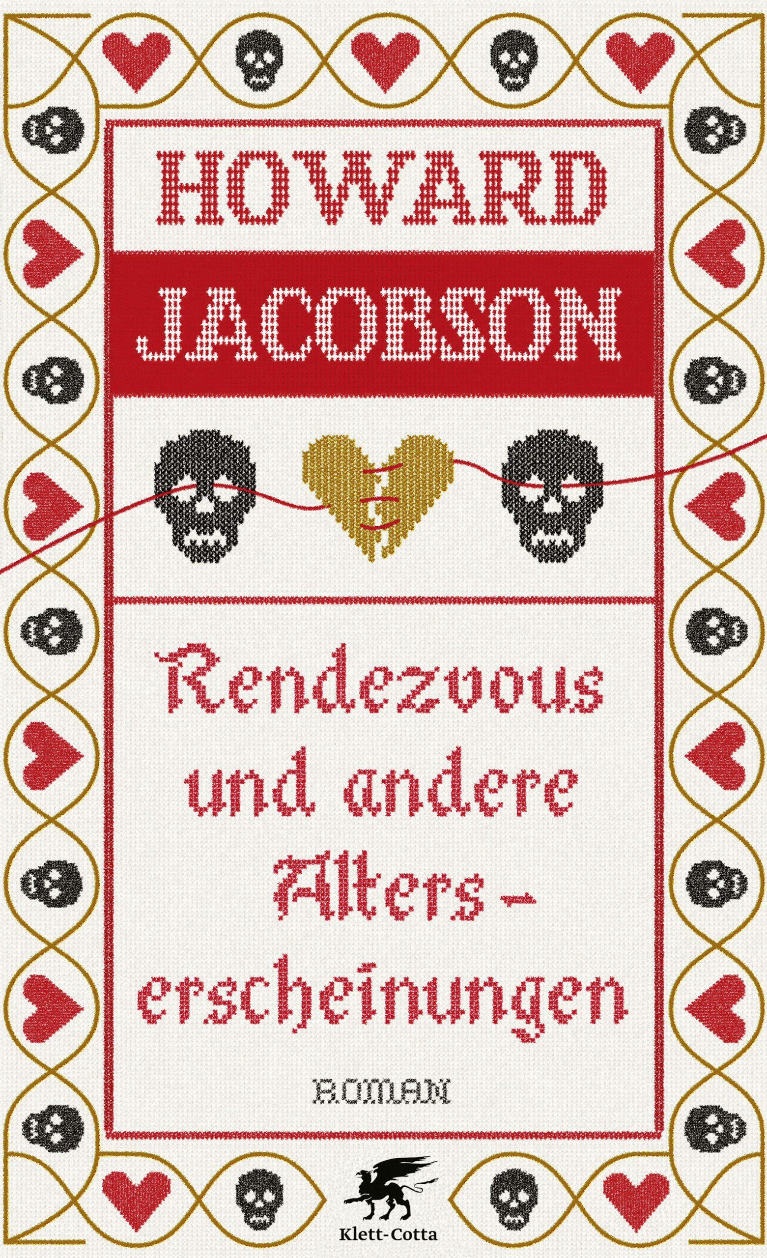 Rendezvous und andere Alterserscheinungen von Howard Jacobson Parkbuchhandlung Buchhandlung Bonn Bad Godesberg