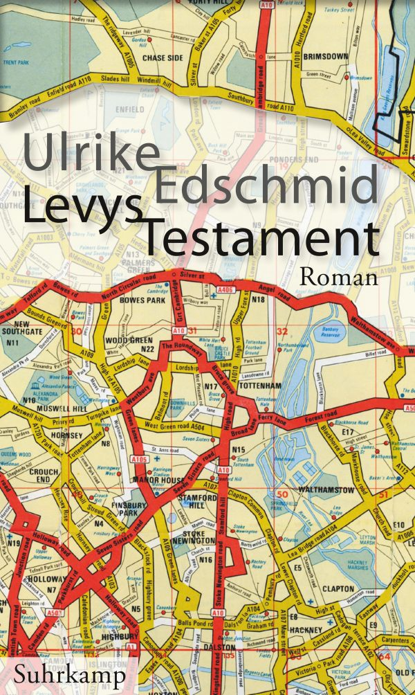 Levys Testament von Ulrike Edschmid Parkbuchhandlung Buchhandlung Bonn Bad Godesberg