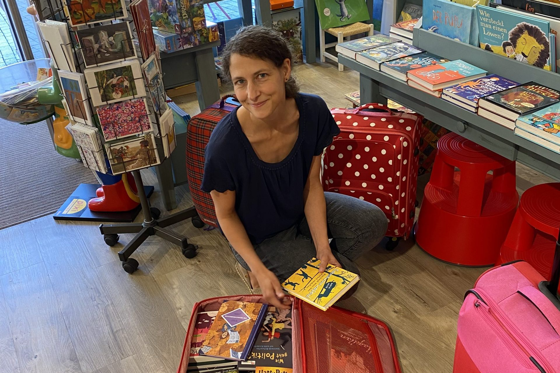4500,- für geflutete Buchhandlung und Schulen Parkbuchhandlung Buchhandlung Bonn Bad Godesberg