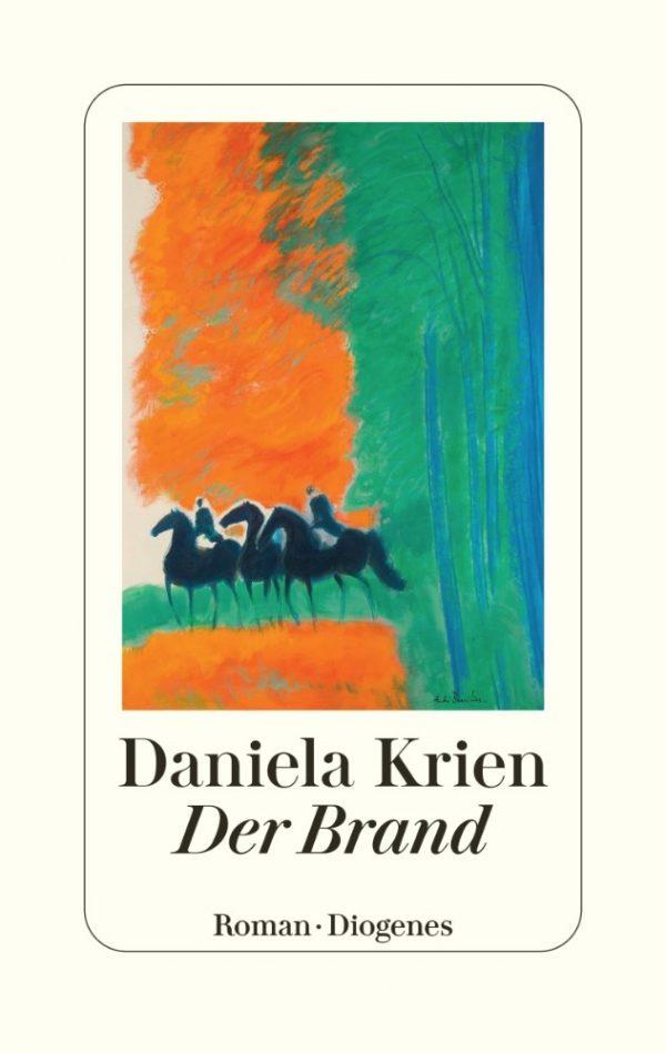 Der Brand von Daniela Krien Buchcover